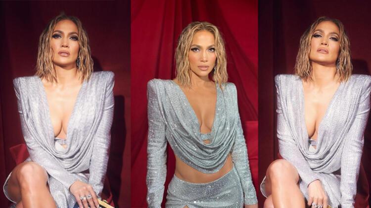 Jennifer Lopez 2020 Amerikan Müzik Ödülleri Stili