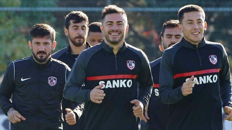 Gaziantep FK'da kupa mesaisi! Taktiksel organizasyonlar...