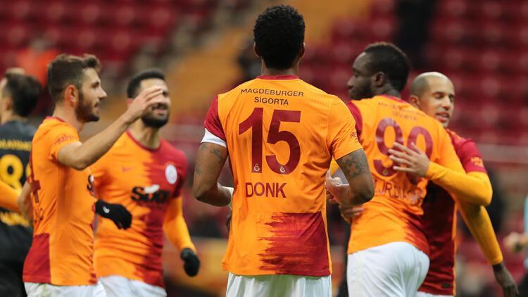 Son Dakika Haberi | Galatasaray'dan rekor geldi ama zafer yok