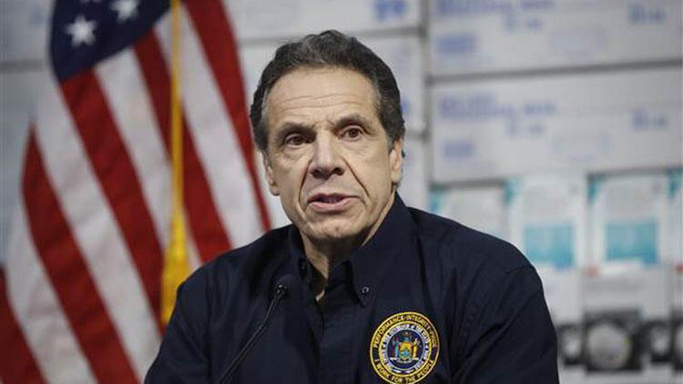 New York Valisi'ne koronavirüs ödülü