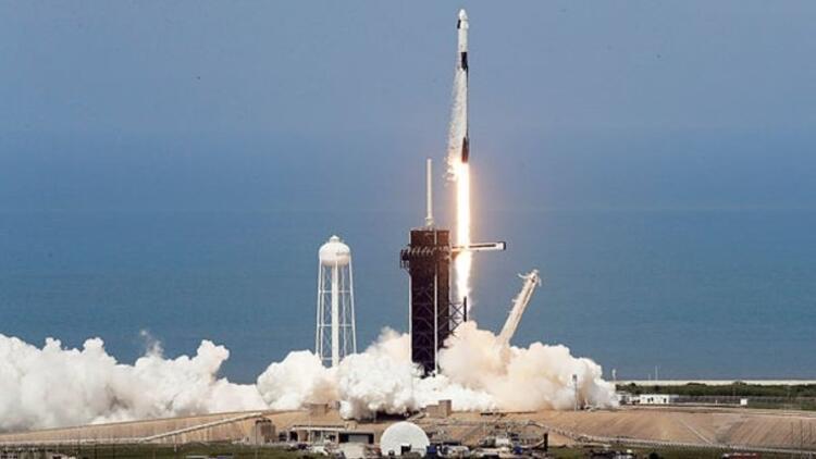 ABD-Avrupa ortak yapımı bir uydu uzaya fırlatıldı