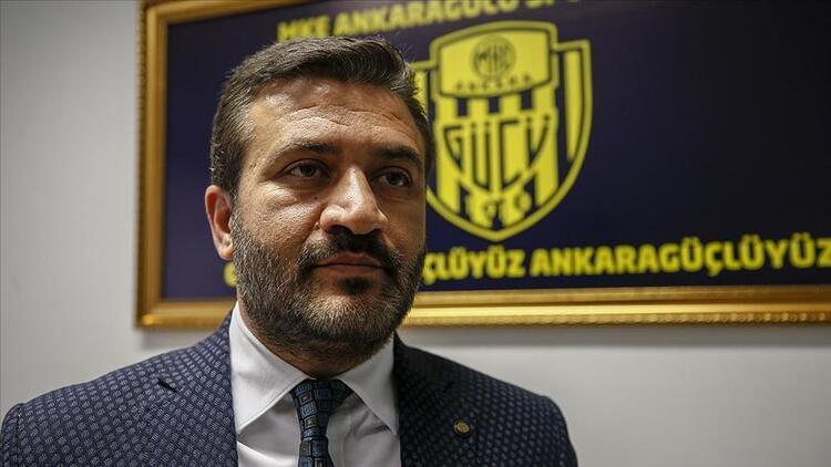 """Ankaragücü Başkanı Fatih Mert'ten teknik direktör açıklaması! """"Acele etmek istemiyoruz..."""""""