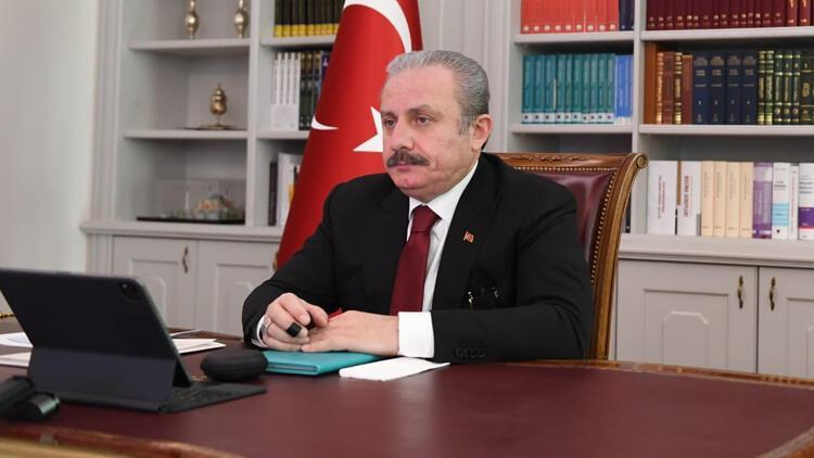 TBMM Başkanı Mustafa Şentop: Türkiye, göç sorununda yeterince desteklenmiyor