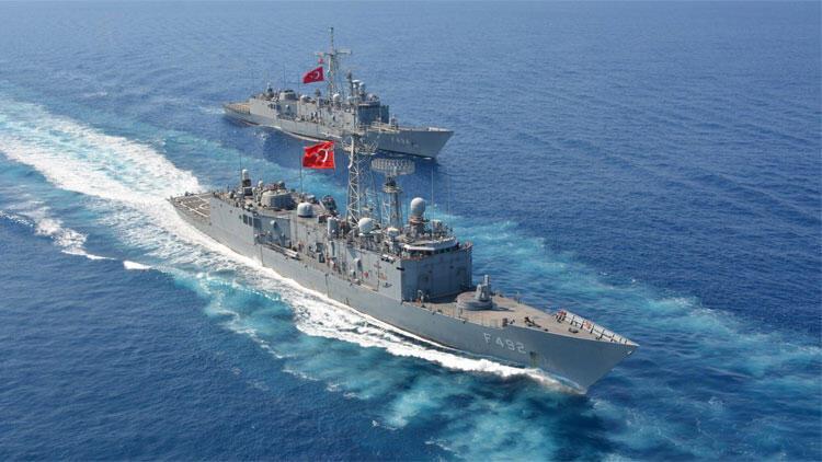 Son dakika haber... Türkiye'den Ege'de 3 yeni NAVTEX kararı