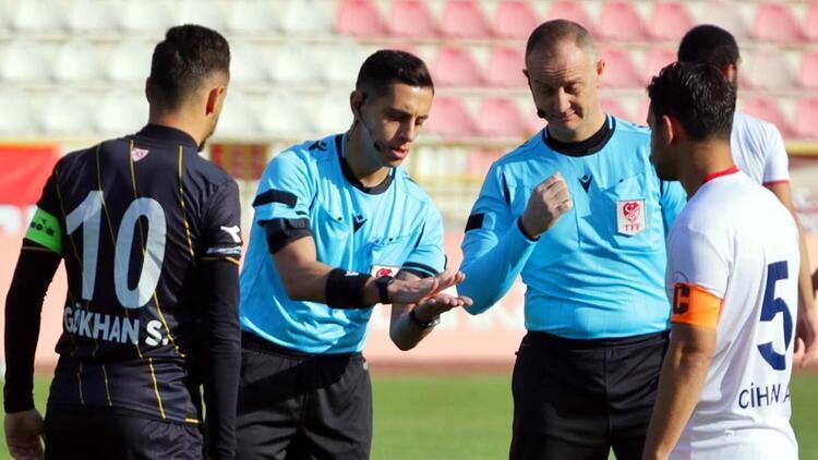 Ziraat Türkiye Kupası 4. tur   Boluspor 2-1 Kahramanmaraşspor (Uzatma sonrası)