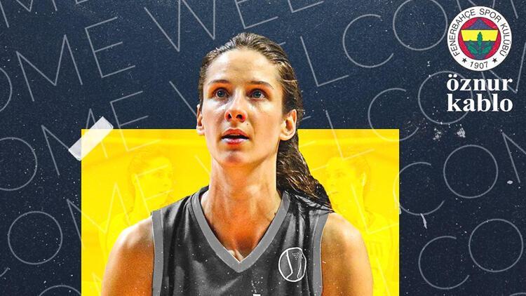 Son Dakika Haberi | Kristine Vitola Fenerbahçe Öznur Kablo'da