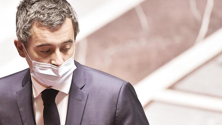 Paris'te bakanı şoke eden şiddet