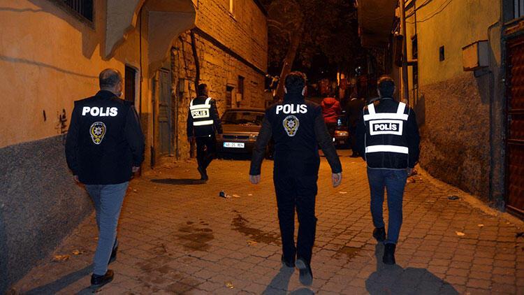 Kahramanmaraş'ta 'huzurlu sokaklar' uygulaması