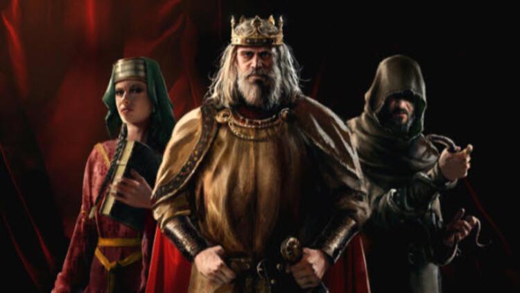 Crusader Kings III için yeni güncelleme yayında