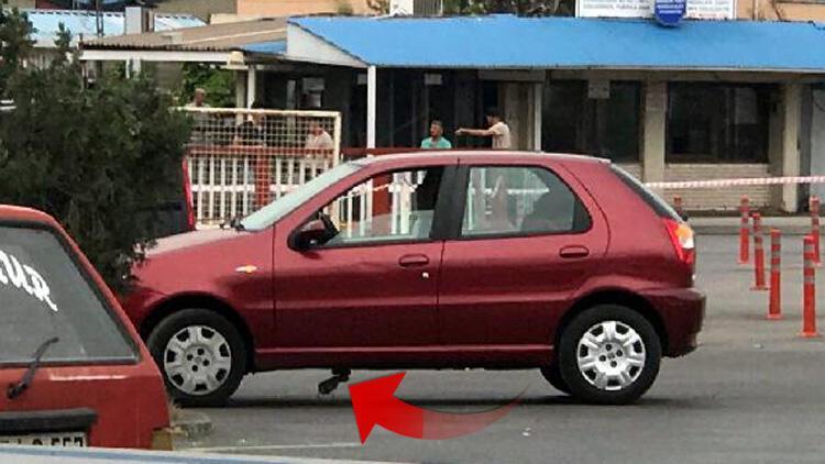 Eşinin aracına bomba yerleştirmişti! Yeni gelişme