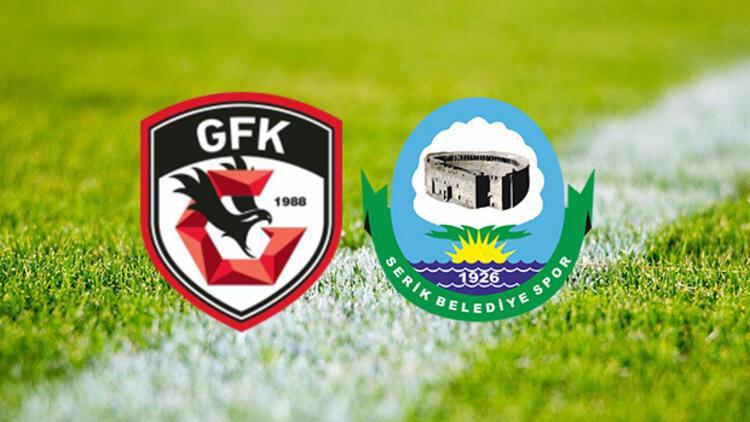Gaziantep FK Serik Belediyespor maçı ne zaman, saat kaçta ve hangi kanalda?