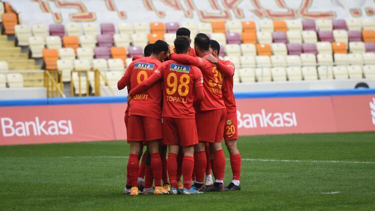 Ziraat Türkiye Kupası 4. tur | Yeni Malatyaspor 2-0 Etimesgut Belediyespor
