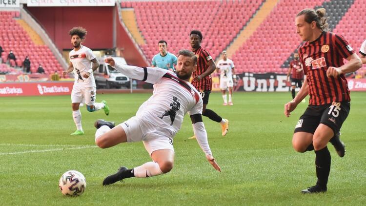 Ziraat Türkiye Kupası 4. tur | Eskişehirspor 2-0 Kastamonuspor