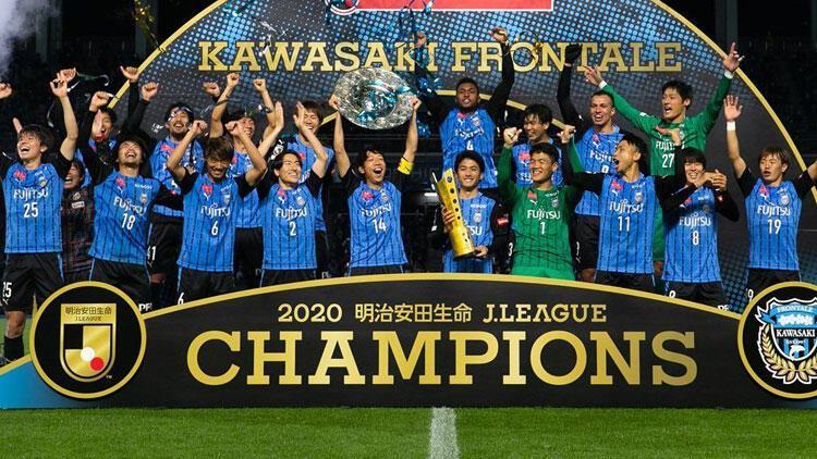 Japonya'da şampiyon Kawasaki Frontale