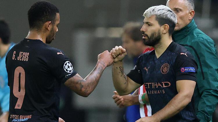 Manchester City, Şampiyonlar Ligi'nde turladı! Olympiakos tek golle yıkıldı