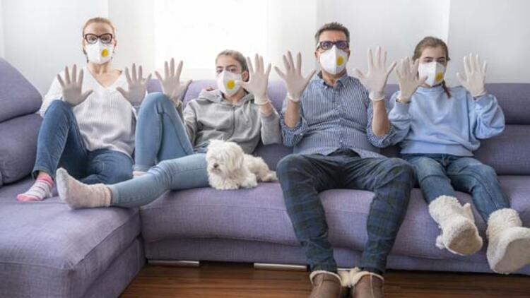 Koronavirüs Hastasıyla Aynı Evde Yaşarken Nelere Dikkat Edilmeli?