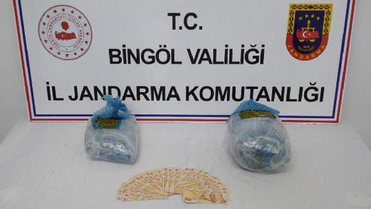 Bingöl'de sahte para ve uyuşturucuyla yakalanan şüpheliler tutuklandı