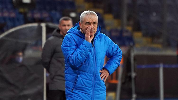 Son Dakika Haberi | Sivasspor Teknik Direktörü Rıza Çalımbay'dan maç sonu flaş itiraf!
