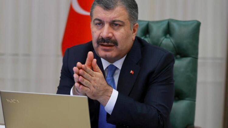 Son Dakika Haberi: Sağlık Bakanı Fahrettin Koca: Samsun'da koronavirüs vakaları artıyor