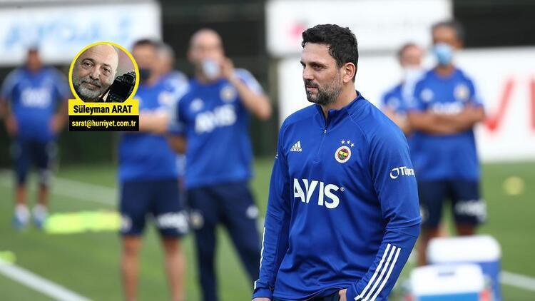 Son Dakika Haberi | Fenerbahçe'de Erol Bulut'tan transfer çıkışı! 'Beşiktaş ve Trabzon da yaptı'