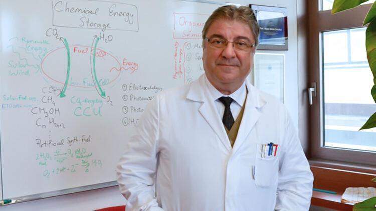 İkinci Selçuk Yaşar Ödülü Ord. Prof. Dr. Niyazi Serdar Sarıçiftçi'nin