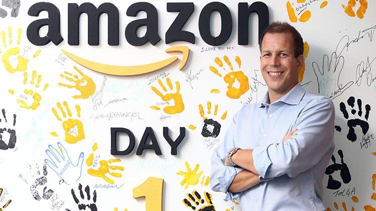 Amazon Türkiye Ülke Müdürü Richard Marriott: Gülümseten Cuma ile Türkiye'ye gülümseme dağıtacağımız için heyecanlıyız