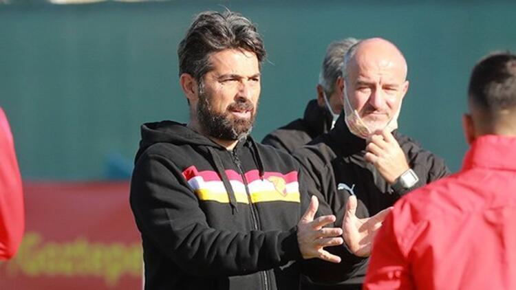 """Göztepe Teknik Direktörü İlhan Palut: """"Sivasspor'a saygı duyuyoruz ama..."""""""