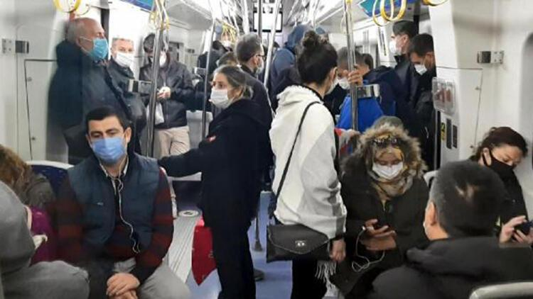 Vaka sayılarının arttığı İzmir'de, toplu taşıma araçları alarm veriyor