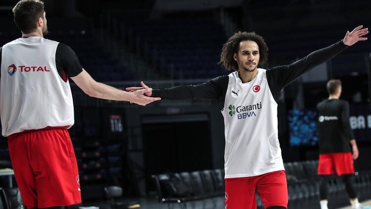 A Milli Erkek Basketbol Takımı'nın Hırvatistan maçı kadrosu açıklandı