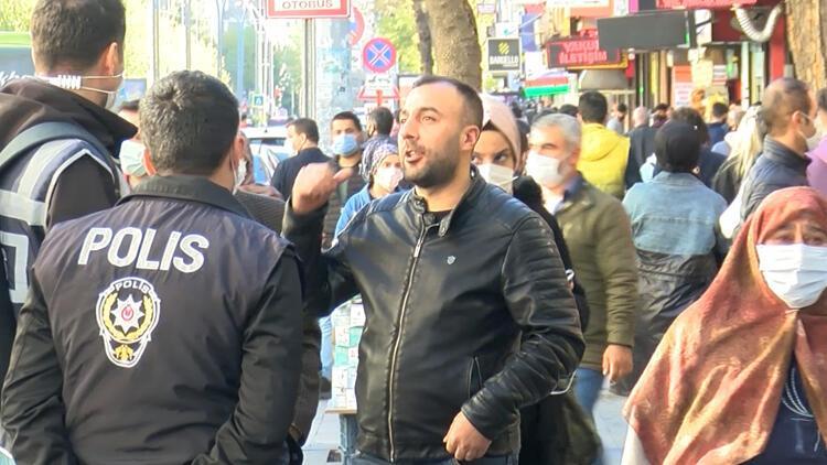 Diyarbakır'da 5 ayda 31 milyon 586 bin lira koronavirüs cezası uygulandı