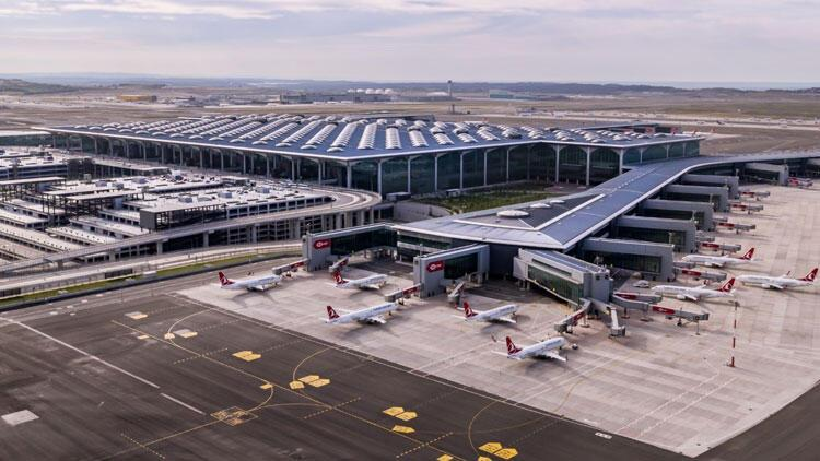 İstanbul Havalimanı Avrupa'nın zirvesine yerleşti