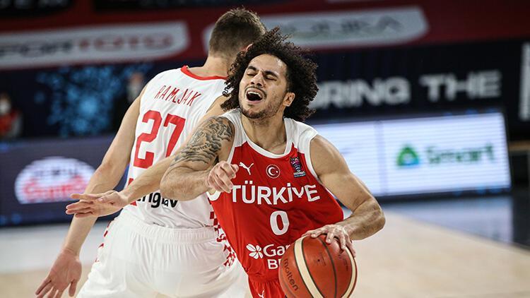 Hırvatistan 79-62 Türkiye (Maç sonucu)