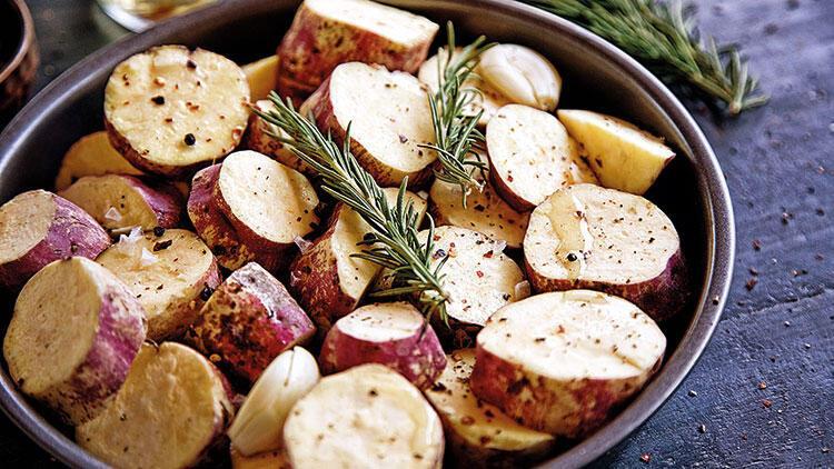Bildiğiniz 'patates'lere hiç benzemez!