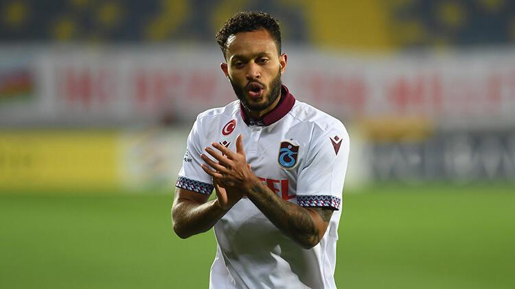 Son Dakika Haberi   Trabzonspor'da Lewis Baker'dan maç sonu 'frikik'  yorumu! - Spor Haberi