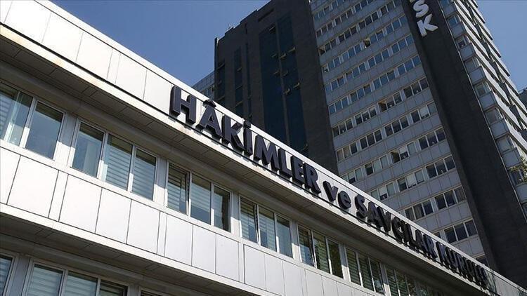 HSK Yargıtay'a 11 üye atadı