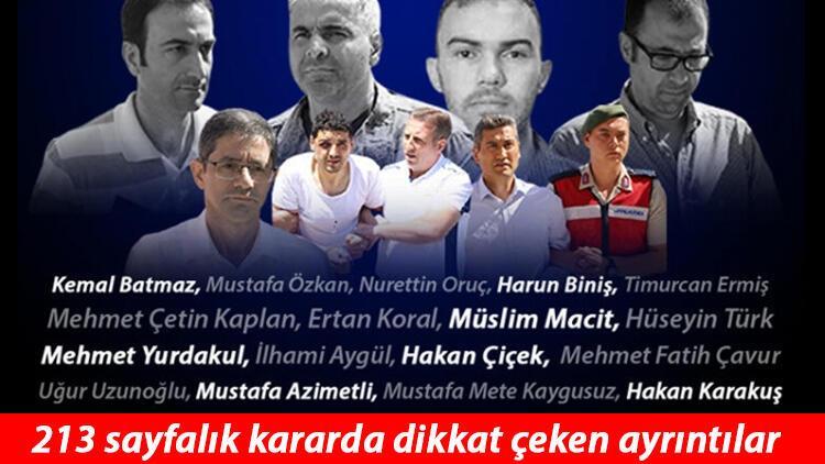 Akıncı davasında mahkûm olanlar devletin gömleğini bile geri verecekler