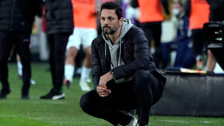 Erol Bulut, Beşiktaş'a karşı ilk galibiyetinin peşinde