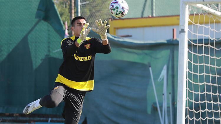 Göztepe, Sivasspor maçının hazırlıklarına devam etti
