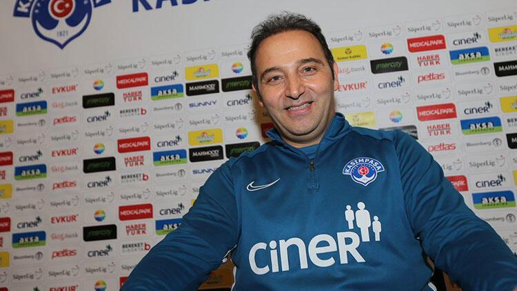 Son Dakika | Kasımpaşa'nın yeni teknik direktörü Fuat Çapa oldu!