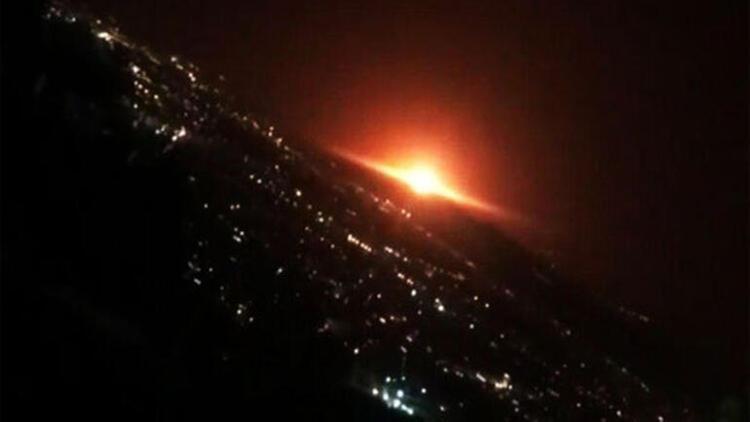 İran'dan flaş iddia: Sabotajı da İsrail yaptı