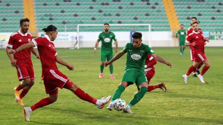 Ankaraspor'un galibiyet hasreti bitti