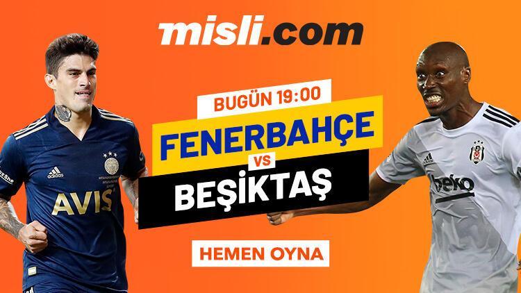 Hem Fenerbahçe'de hem de Beşiktaş'ta 6 eksik var! Derbinin iddaa'da favorisi...