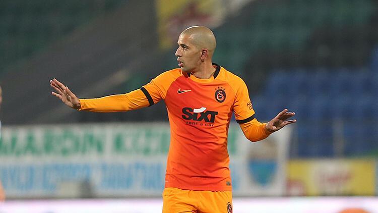 Son Dakika Haberi | Galatasaray'da Feghouli'den Şenol Güneş'e 'Taylan' çağrısı!