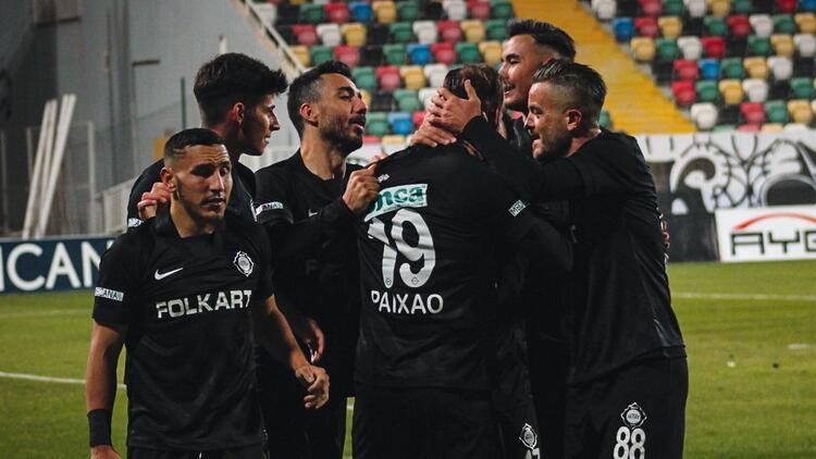 Tecrübe farkı! Altay, Bursaspor'u Paixao ile geçti...