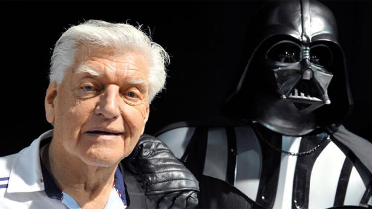 Darth Vader rolüne hayat veren oyuncu David Prowse hayatını kaybetti