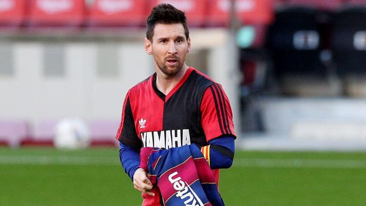 Barcelona 4-0 Osasuna / Messi, Maradona'yı böyle andı