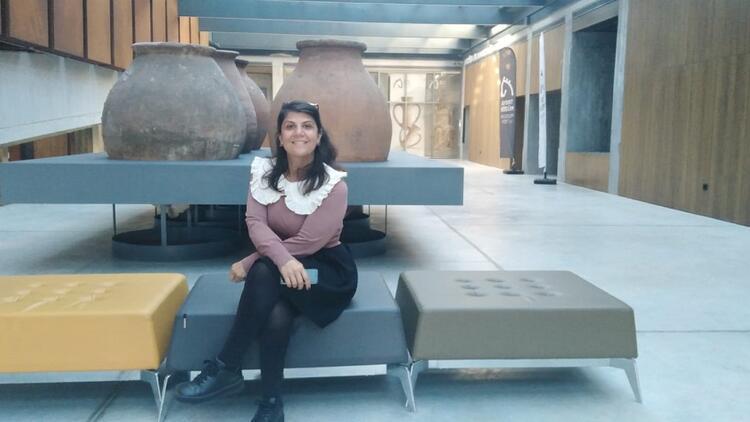 'Engelli dostu' Troya Müzesi