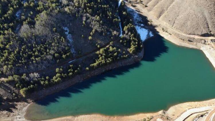 Doğu Karadeniz'in Abant'ı gölet, can suyu oldu