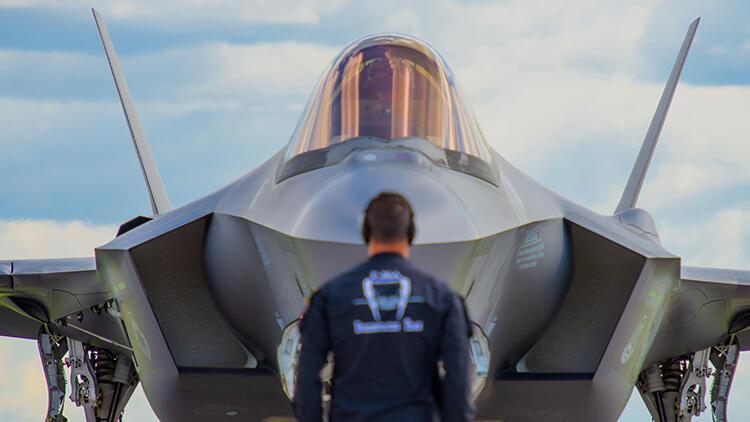 Yunan medyası: ABD'den 3 Adet F-35 savaş uçağı Mart 2021'de gelebilir