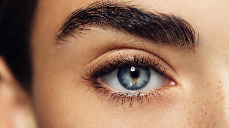 Gözdeki koyu halkaların sebebi nedir?